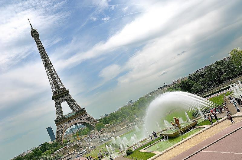 Paris di Doriana Frau