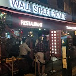Wall Street Pigalle in Paris, Paris - Ile-de-France, France