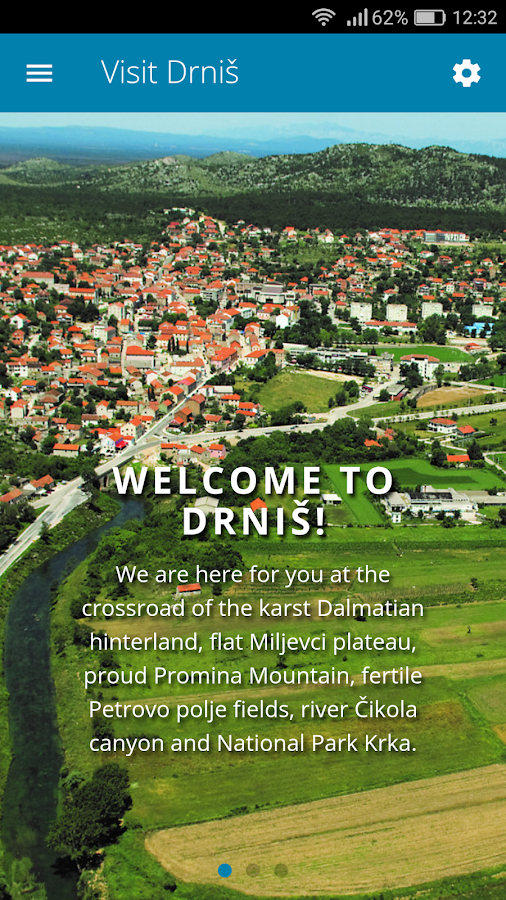 Visit Drniš- screenshot