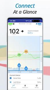 t connect mobile app