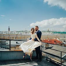 Wedding photographer Elena Uspenskaya (wwoostudio). Photo of 05.05.2018