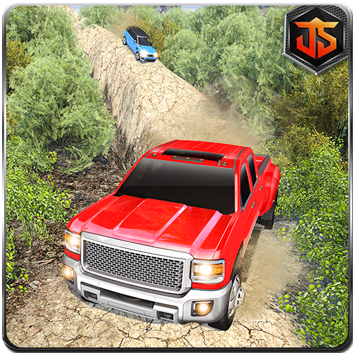 Offroad 4x4 Truck Driving Simulator: 4wheel & Hill