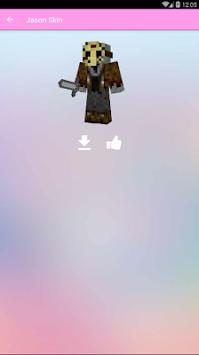 Descargar La Última Aplicación De La Versión De Piel Jason Para Mcpe - Skins para minecraft pe jason