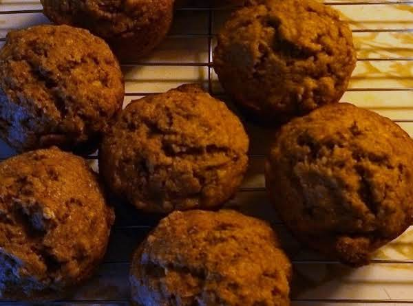 Being Single, A Loaf Of Banana Bread Often Goes To Waste.  But Creating A Muffin?  I Am Excited These Are Great And Use Whole Wheat Flour.