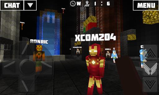 WorldCraft : 3D Build & Craft screenshot 6