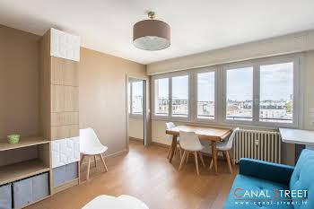 Appartement meublé 2 pièces 38,68 m2