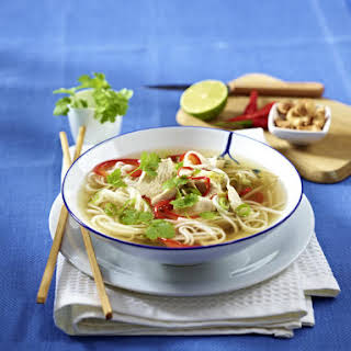Asian Chicken Noodle Soup.