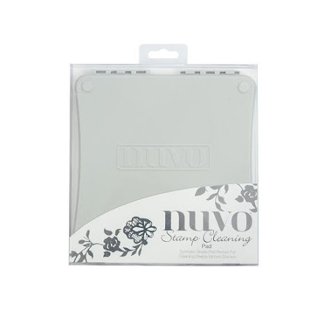 Tonic Studios Nuvo Stamp Cleaning Pad 973N