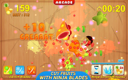 Fruit Cutting Game 2.8 6