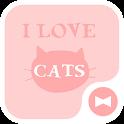 Wallpaper I Love Cats Theme icon