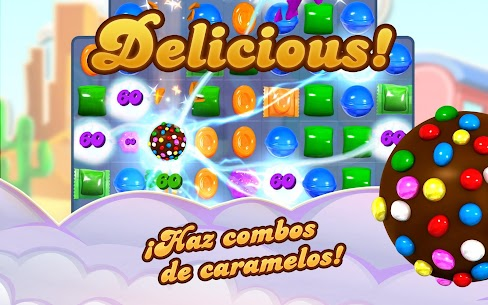 Candy Crush Saga 7