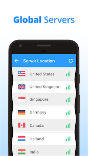 VPN Robot -Free Unlimited VPN Proxy &WiFi Security 3