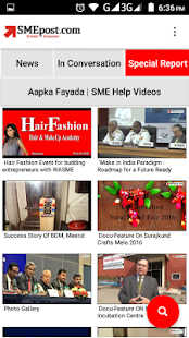 SMEpost Live- screenshot thumbnail