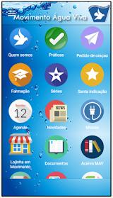 Movimento Água Viva Apk Download Free for PC, smart TV