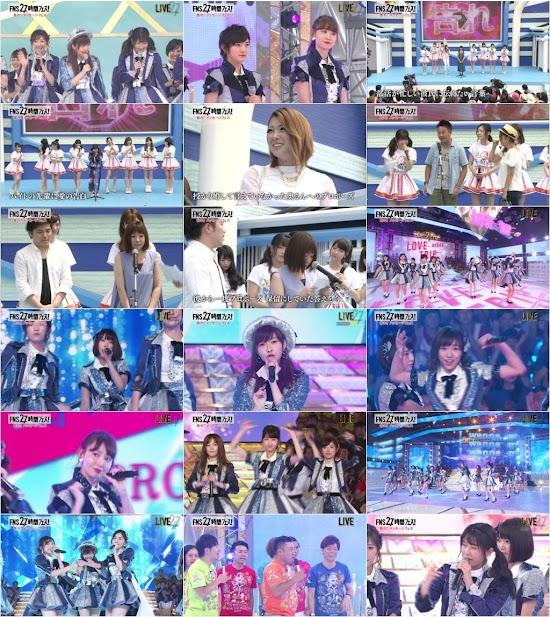 (TV-Variety)(1080i) AKB48 Part – FNS27時間テレビフェスティバル 160724
