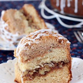 Double Crumb Streusel Coffee Cake