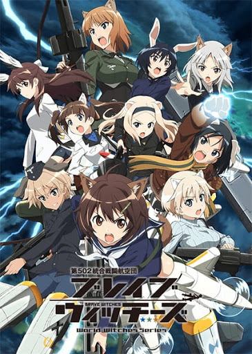 Brave Witches thumbnail