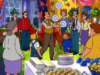 Mr. Curry's Birthday Bash/Paddington and the Loch Ness Monster/Copybear