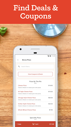 Slice: Order Local Pizza, Delivery & Pickup Deals  screenshots 2