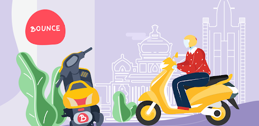 Bounce - Bike & Scooter Rentals - Apps on Google Play
