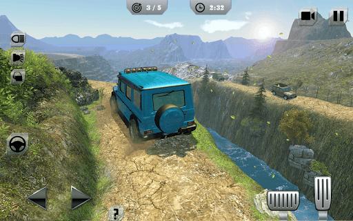 Off-Road Jeep Hill Climbing 4x4: Petualangan 3D 1.5 screenshots 2