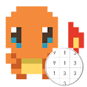 Pokapik Color By Number - Art Pixel Coloring icon