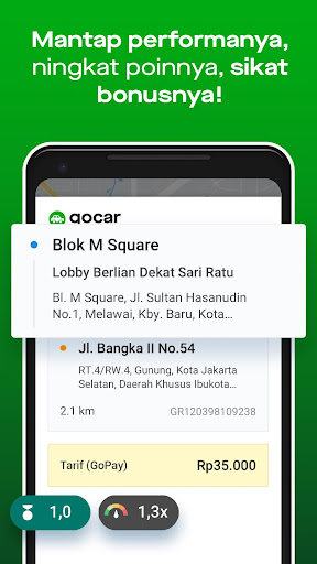 GoCar Driver  screenshots 5