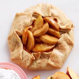 Freestyle Peach Tart