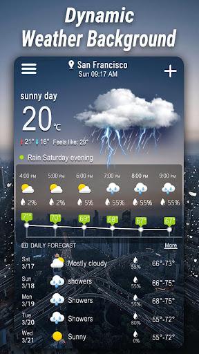Clima screenshot 3