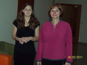 Photo: Káča K + Jana - pohodička na cvičebním víkendu