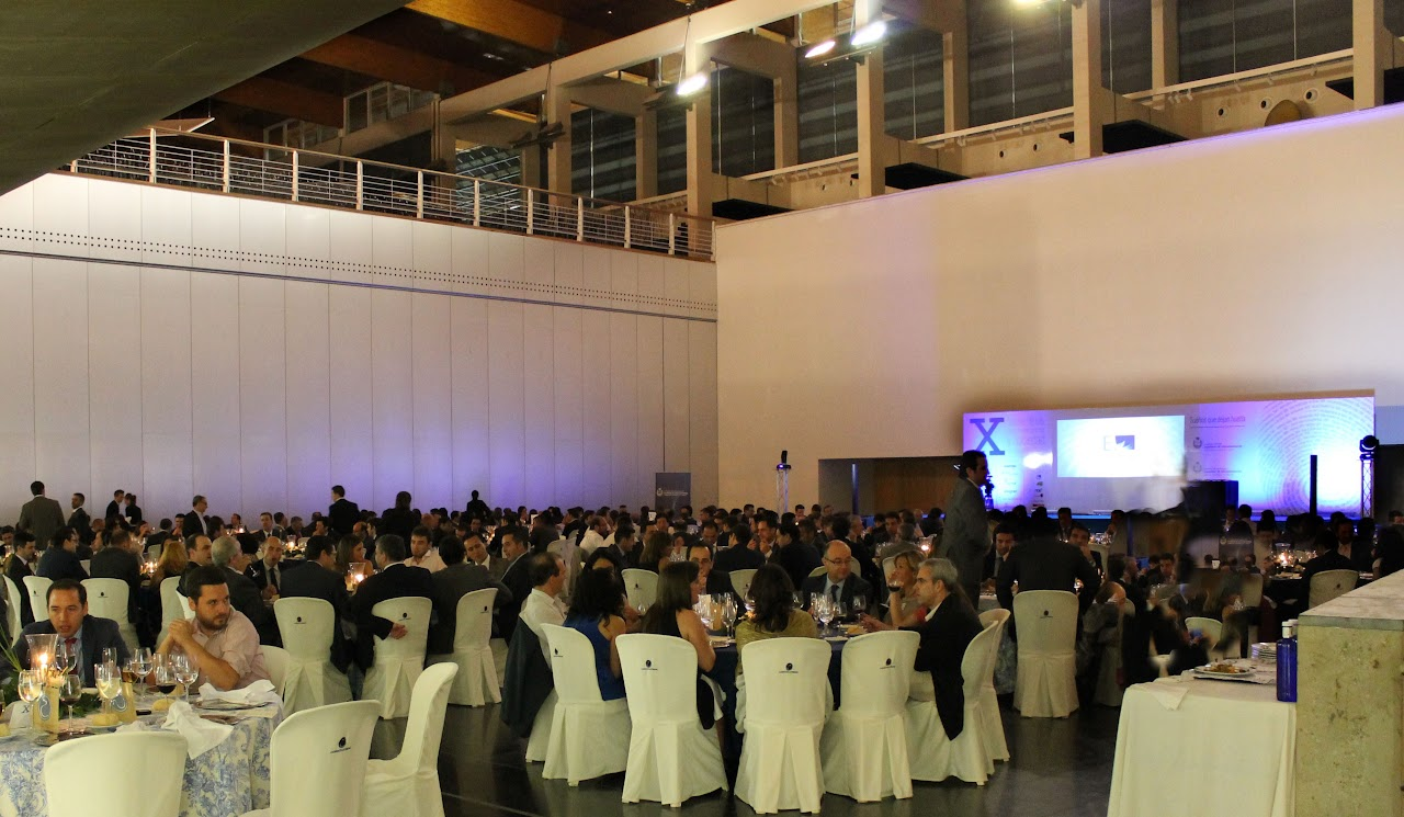 Celebración en junio de 2012 de la X edición de la Noche de la Telecomunicaciones en el Pabellón de la Navegación