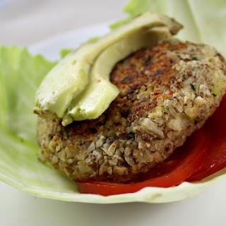 Zucchini Powerhouse Burgers
