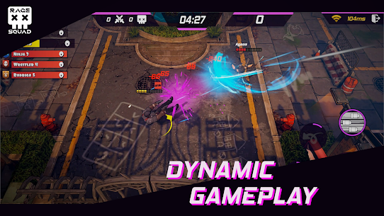 Rage Squad: Online PvP Brawl Game Apk Download For Android 1
