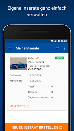 AutoScout24 Schweiz 3.0.5 screenshot 571174