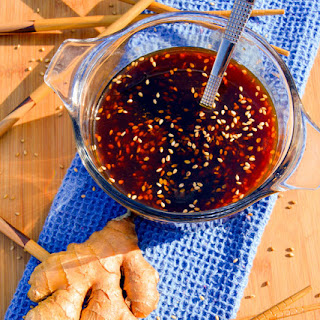 Ginger Teriyaki Sauce
