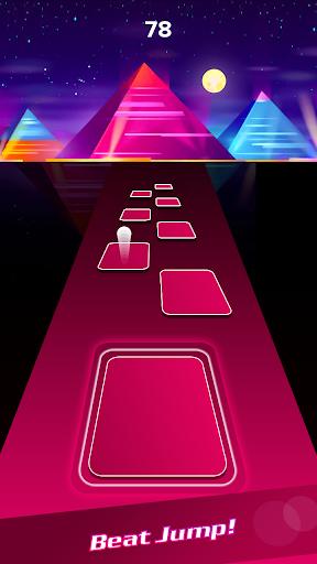 Tiles Dancing Ball Hop 1.1 screenshots 1