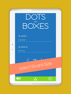 Dots and Boxes game 8