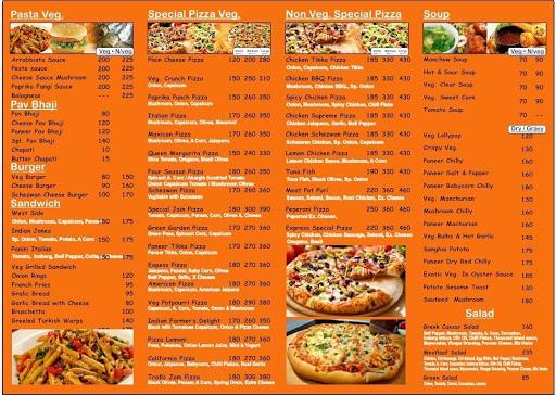 Express Pizza Corner menu 1