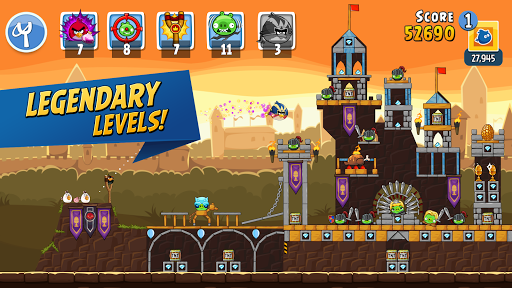 Angry Birds Friends screenshot 16