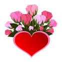 WAStickerApps Roses icon