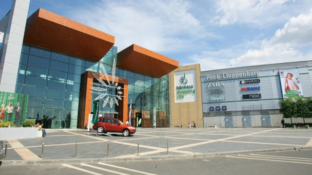 Baneasa Mall Shopping Bucharest