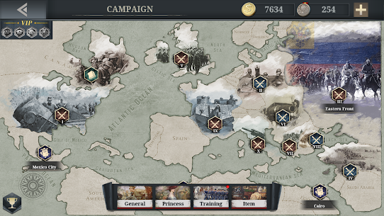 European War 6: 1914 Mod Apk Download For Android and Iphone 3