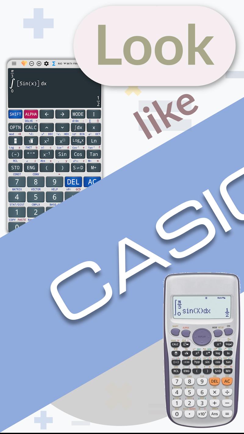Free engineering fx calculator 991 es plus & 92 Screenshot 6