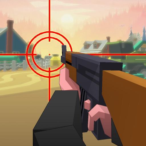 Pixel Zombie Frontier Icon