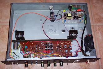 Photo: one module mounted