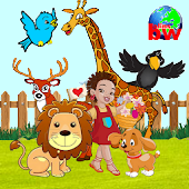 Zoo for preschool kids 3-9