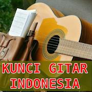 Kunci Gitar Indonesia Offline