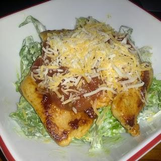 "Carb Free ""taco"" Salad"