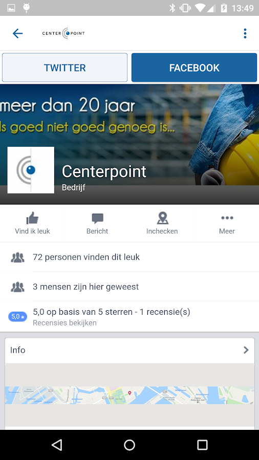 Centerpoint- screenshot