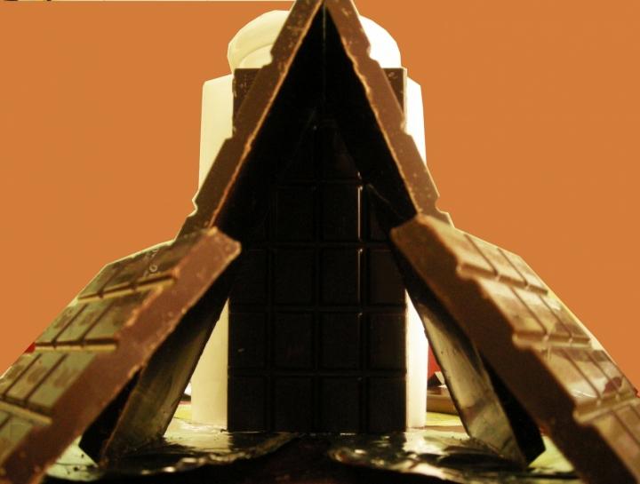 Il tempio del cioccolato di ilpappagallino